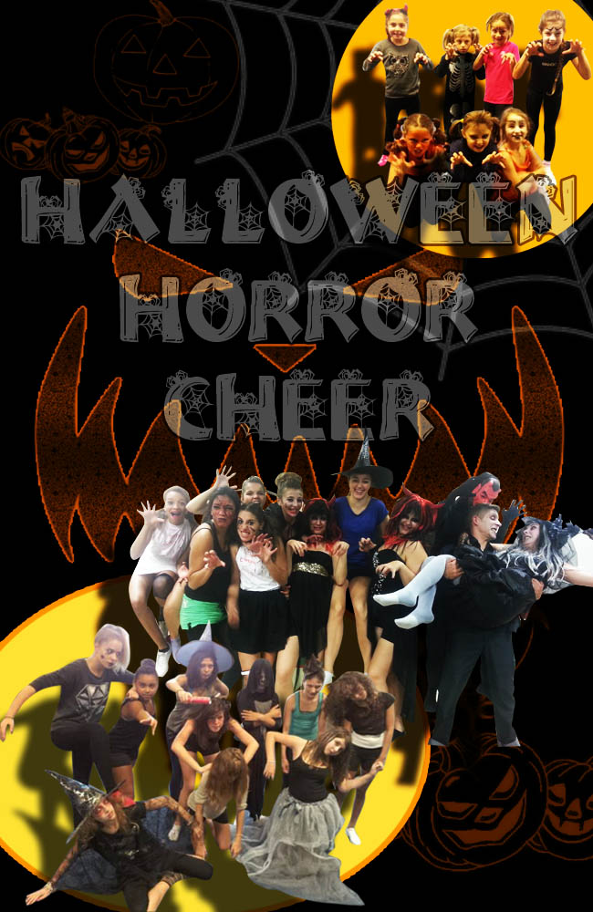 halloween horror cheer
